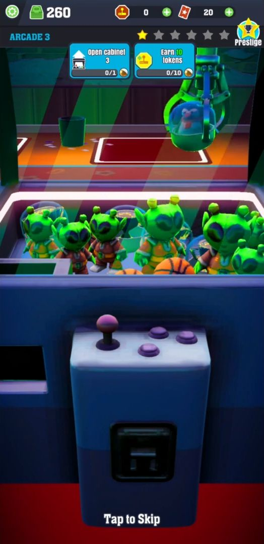 Arcade World: Idle & Play! screenshot 1