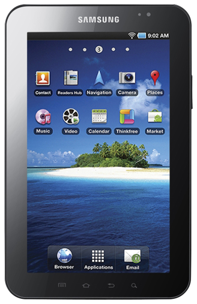 Galaxy Tab P1000