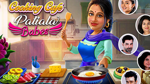 Patiala babes: Cooking cafe. Restaurant game capture d'écran 1