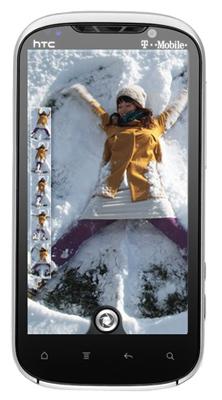 Lade kostenlos Spiele für HTC Ruby herunter