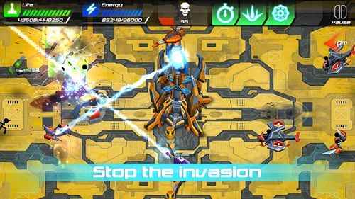 Tesla wars 2 for iPhone for free