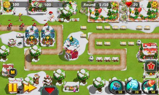 Little commander 2: Xmas special for Android