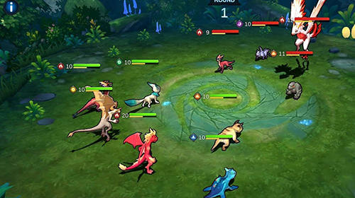 Summon dragons pour Android