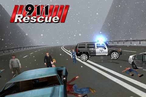 логотип Служба спасения 911