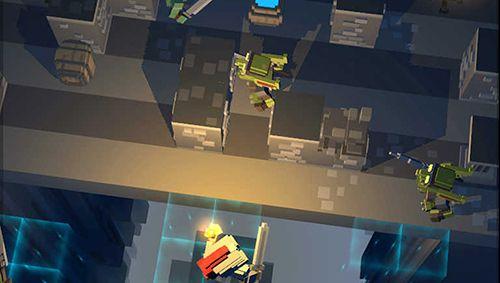 Captura de pantalla Reino cuadrado en iPhone