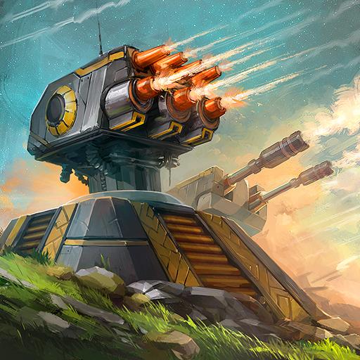 Ancient Planet Tower Defense Offline ícone