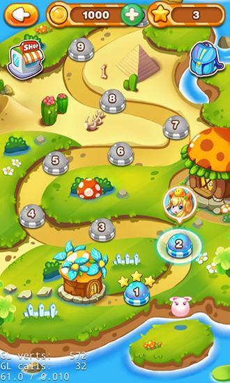 Arcade-Spiele Rescue me! für das Smartphone