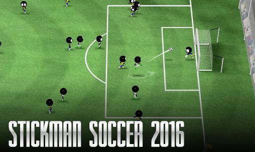 Stickman soccer 2016 Screenshot