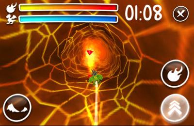 Arcade-Spiele: Lade Dragooo auf dein Handy herunter