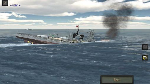 Pacific fleet captura de pantalla 1