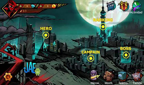 League of Stickman: Zombie для Android