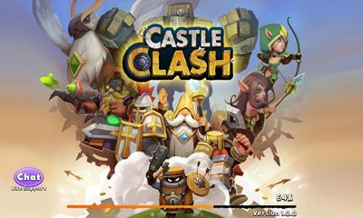 Castle Clashcapturas de pantalla