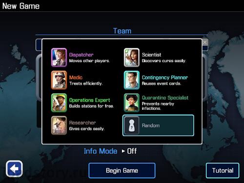 Logikspiele: Lade Pandemic: Das Brettspiel auf dein Handy herunter