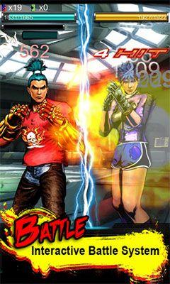 Juegos en línea Tekken arena en español