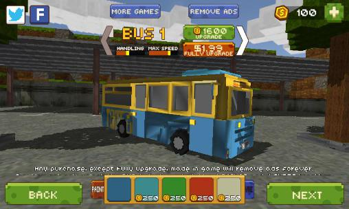 Off-road: Hill driver bus craft pour Android