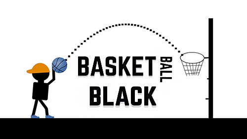 Basketball black Screenshot