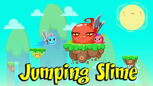 Jumping slime Screenshot