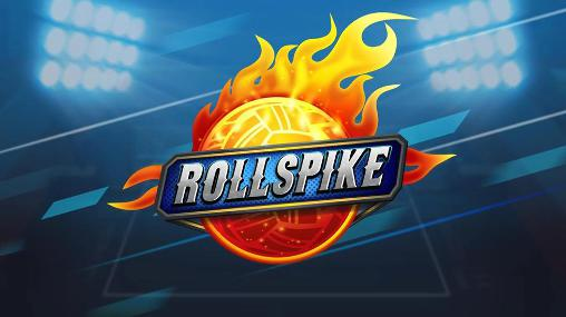 Roll spike: Sepak takraw Screenshot