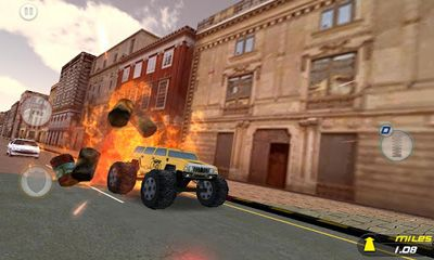 Crazy Monster Truck - Escape in English