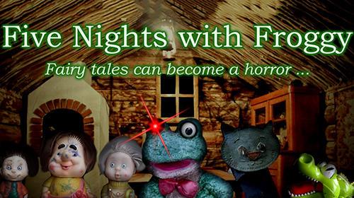Five nights with Froggy screenshot 1