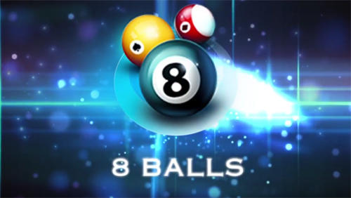 8 ball billiard captura de tela 1