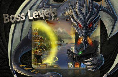 Screenshot Vikings vs. Dragons on iPhone