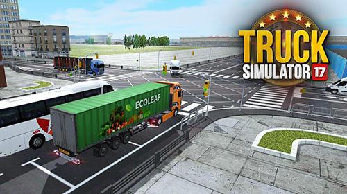 Truck simulator 2017 captura de pantalla 1