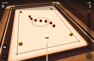 Crazy Pool 3D for iPhone