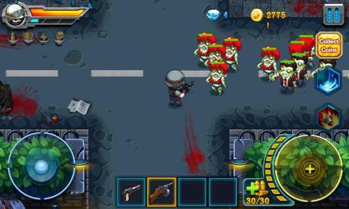 Zombie fire für Android