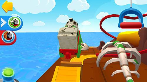 Thomas and friends: Minis captura de tela 1