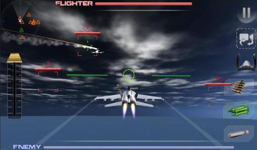 Spiele mit Flugzeugen F18 air fighter attack auf Deutsch