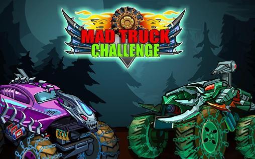 Mad truck challenge: Racing скріншот 1
