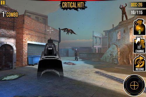 Screenshot Awake Zombie: Höllentor Plus auf dem iPhone