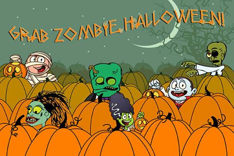 Zombie Halloween in Russian