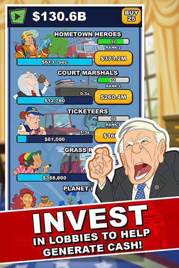 Arcade Pocket politics für das Smartphone