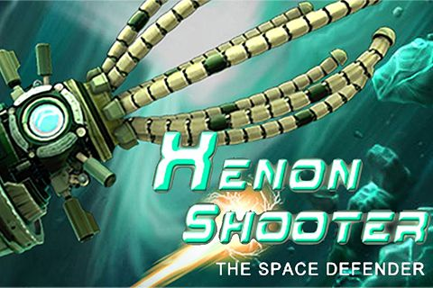 logo Xenon shooter: The space defender