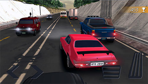 Real traffic driver online für Android