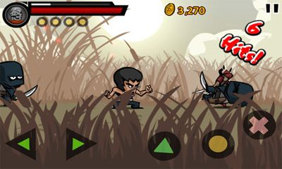 KungFu Warrior Screenshot