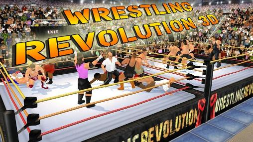 Wrestling revolution 3D capture d'écran