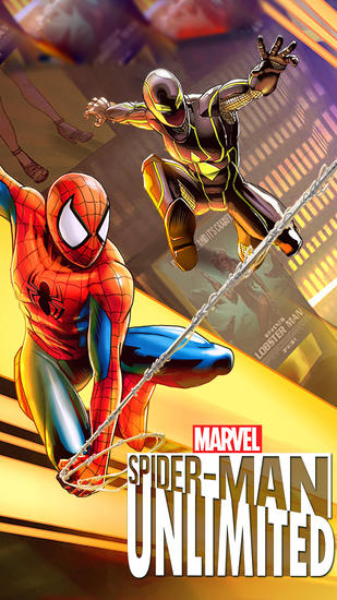 Spider-man unlimited capture d'écran