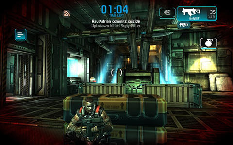 ShadowGun DeadZone captura de pantalla 1