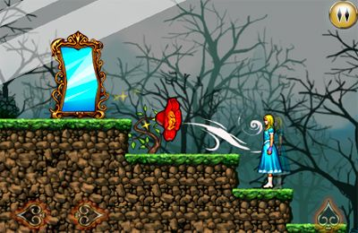 Alice in Wonderland: An adventure beyond the Mirror на русском языке