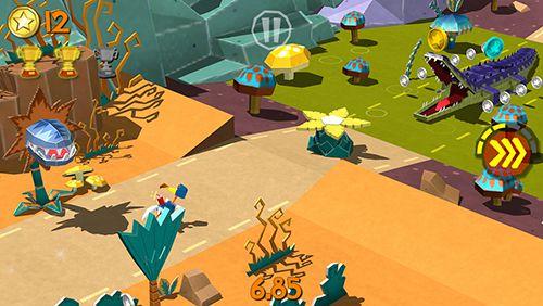 Cartoon Survavor: Jurassic Abenteuer für iPhone