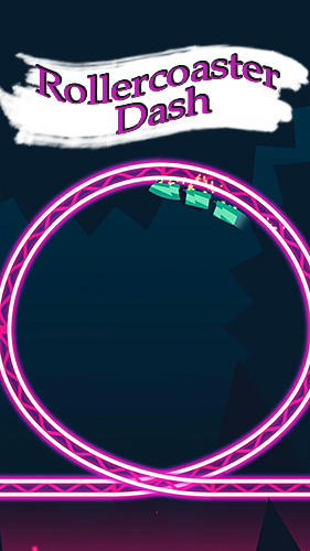Rollercoaster dash Screenshot