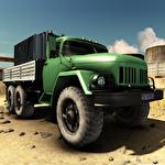 Truck driver: Crazy road 2 Symbol