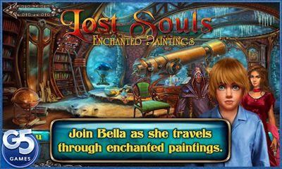 Abenteuer-Spiele Lost Souls für das Smartphone
