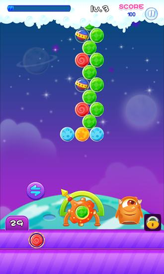Bubble shooter galaxy for Android