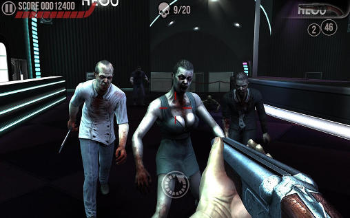 The dead: Beginning screenshot 1