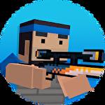 Block strike icône