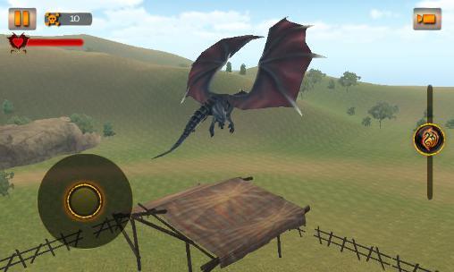 Action Warrior dragon 2016 für das Smartphone